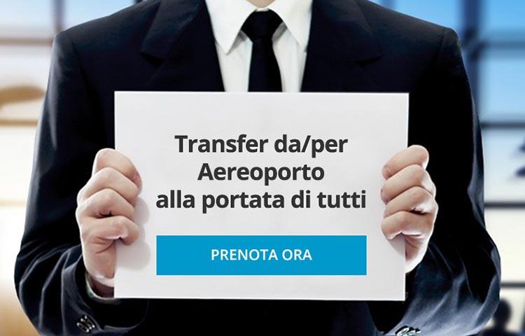 Transfer da/per aeroporti di Milano